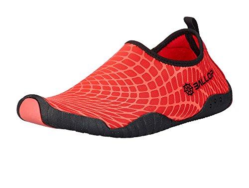 8ETFW #Ballop BALLOP Spider Schuhe, Unisex, für Erwachsene, Unisex - Erwachsene, Spider, rot
