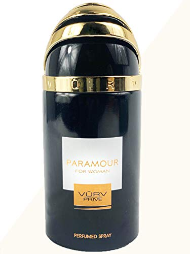Paramour For Woman Vurv Prive Perfume por House Of Niche, 250 ml, mujer, mandarina, lavanda, cítricos, aroma árabe, regalo perfecto