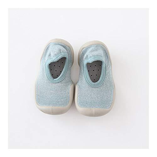 Chaussette Bebe Chaussures bébé garçon Fille Mode Tout-Petits Chaussures New Born First Walkers Lovely Baby Bottillons Enfants Chaussures de Sport Anti-Slip (Color : 8, Taille : 6-12 Months)