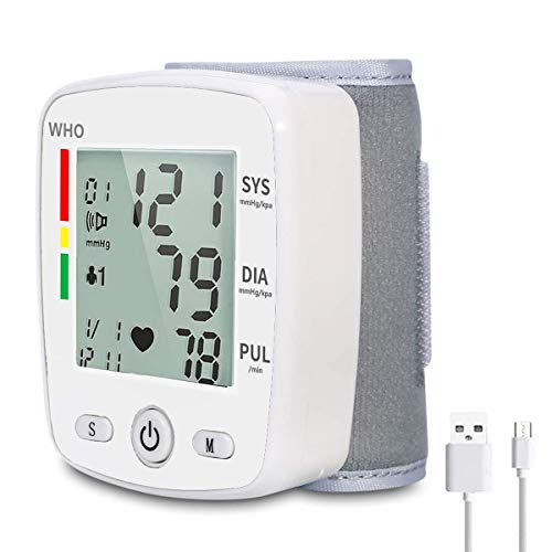 Blood Pressure Monitor Upper Arm, Fully Automatic Blood Pressure Machine (CK-W355)
