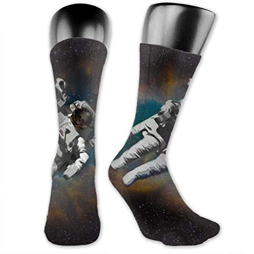 Astronaut Unisex Casual Mannschaftssocken Daily Sports Socks Trainer Socks