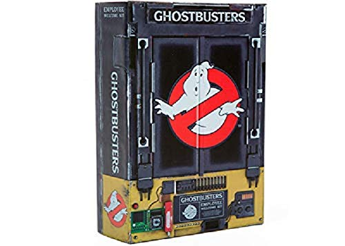 Dr.Collector Ghostbusters - Employee Welcome kit