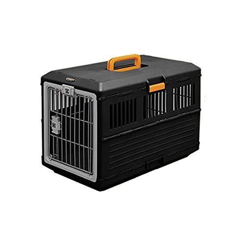 JYZT Transportín para Mascotas Plegable Portátil Transportín Perro Gato Mediano Y Grande...