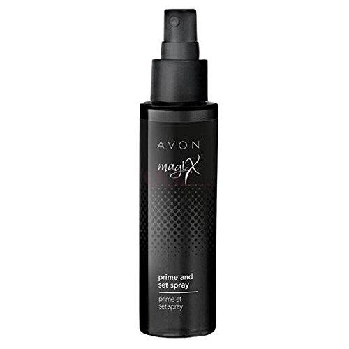 Spray fixateur de maquillage AVON Magix \