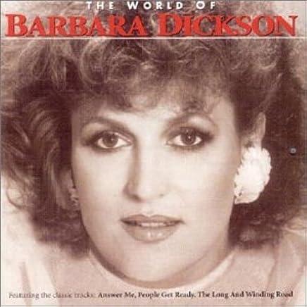 World of Barbara Dickson anglais]