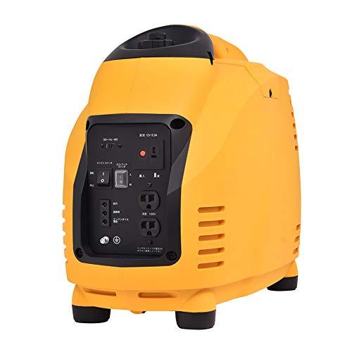 HAIGE インバーター発電機 3.0kvA(3000W) ガソリン 4サイクル エンジン 防災 DY3500LBI