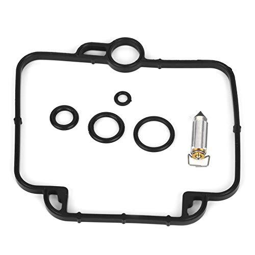 Kit de carburador de Motocicleta, Kit de reparación de carburador de Ajuste de Accesorios, Kit de reconstrucción de carburador, para Reparar Piezas rotas de Motocicleta