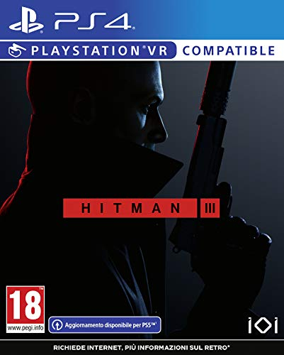 Hitman 3 (Free Upgrade PlayStation 5) - PlayStation 4 [Importación italiana]