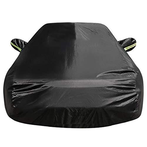 QI-CHE-YI Compatibel met Kia, Hail Protection Tarpaulin Car Cover Regen, Sneeuw, stof, Scratch, Ultraviolet Licht, Vogel Droppings