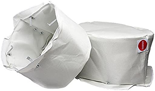 Hoody HOODY1 Fire and Acoustic Hood for 5-6-Inch Round Speakers...