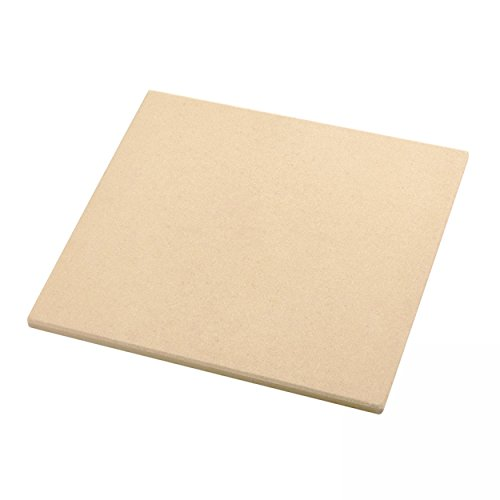 Justus Zubehör, Pizzastein rechteckig, beige, 38x35,5x1,1 cm, 1310 77