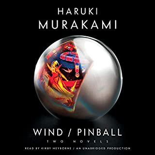 Wind/Pinball audiobook cover art