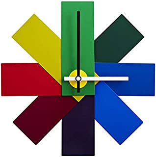 Normann-Copenhagen Watch Me Wall Clock - Multicolored