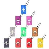 MerryNine Luggage Tags