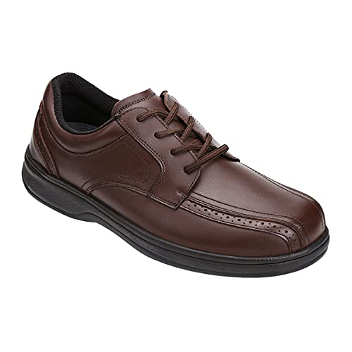 Orthofeet Men's Shoes For Proven Relief of Heel And Foot Pain