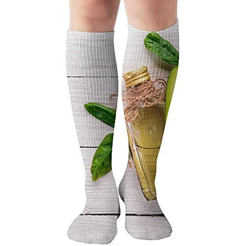 Calf Sock Aceite De Aguacate En Alimentos Y Bebidas De Madera 50...