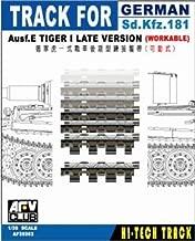 AFV Club 1/35 Track For Tiger I Late Production (Workable) AF35093
