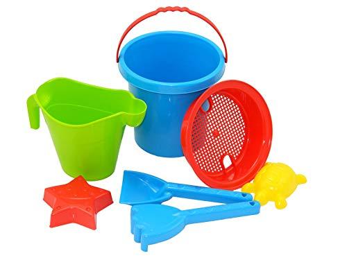 Best Sporting Strandspeelgoed, emerset, 7-delig, verschillende kleuren