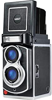 InstantFlex TL70 2.0 Instant Film Camera f=61 mm (Black)