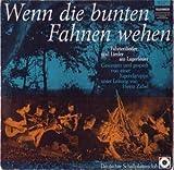 Wenn die bunten Fahnen wehen / Fahrtenlieder und Lieder am Lagerfeuer / Bildhülle mit bedruckter Original Innenhülle / Telefunken # BT 1043-C / 1043 / Deutsche Pressung / 12 Zoll Vinyl...
