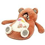 Winter Sleeping Bag Single Double Tatami Mattress, Oversized Soft Mattress Girl Sleeping Bag, Indoor Floor Lazy Couch Children's Sleeping Bag Baby Crawling mat 0.9x1.7m/1.1x2m