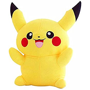 Pikachu Stuffed Animal Big, Buy Softies Premium Pikachu Premium Soft Toy X Large Online At Low Prices In India Amazon In