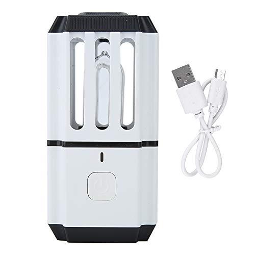 Lámpara UV esterilizadora para casa, lámpara desinfectante, luz inteligente con buen efecto, adecuada para inodoro, dormitorio, UV eficiente y esterilización de ozono