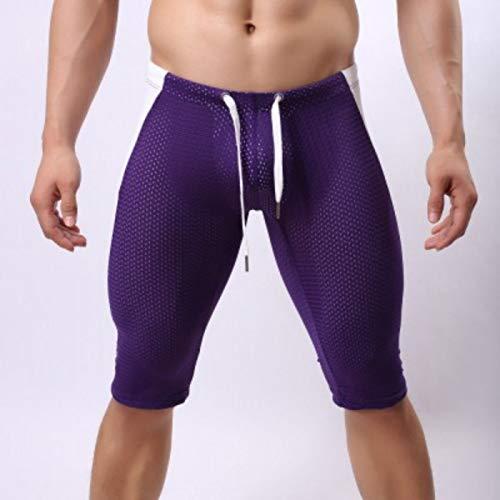 Sonwaohand mannen ondergoed broek fiets broek fitness broek ademend