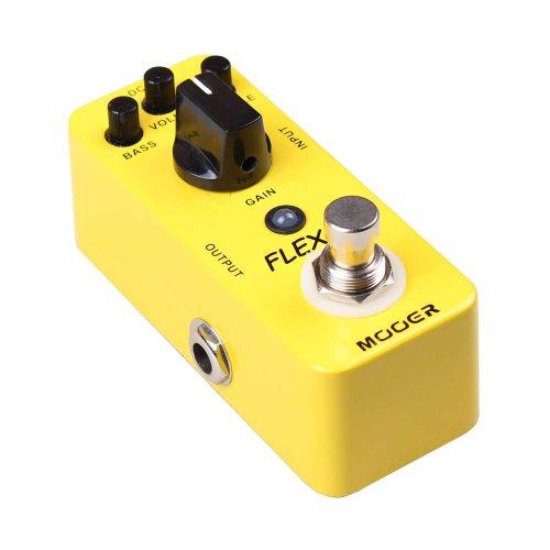 Mooer Flex Boost - Boost Pedal für E-Gitarre