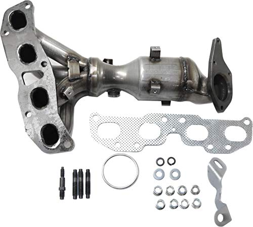 Front Catalytic Converter 2007-2012 Nissan Altima Stainless Steel, with Exhaust Manifold, 4 Cyl, 2.5L eng.
