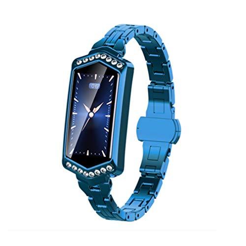 HX0945 B78 Dames Smart Watch IP67 waterdichte armband armband hartslagfrequentie bloeddruk, fitness tracker Lady smartwatch smartband