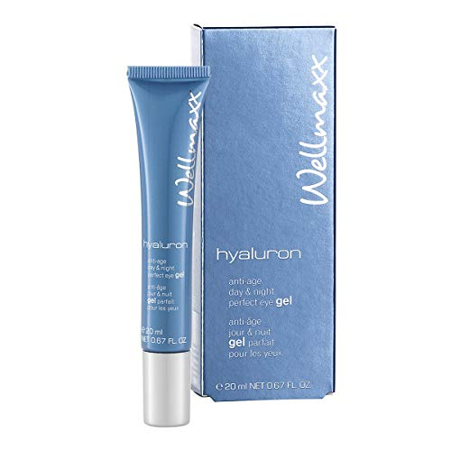 Wellmaxx hyaluron anti-age day & night perfect eye gel
