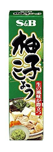 Japanease Spice S Yuzu Pepper 40g