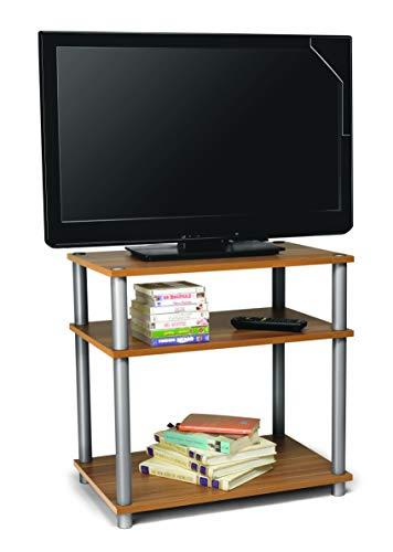 Nilkamal Nevada Wooden TV Rack, Teak