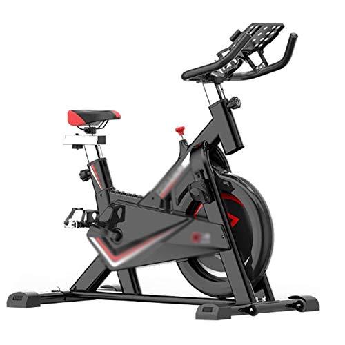 DJDLLZY Equipo de fitness de deportes de interior ultra silencioso para el hogar Bicicleta de ejercicio de interior Bicicletas de ciclismo de interior Equipo de ejercicio y fitness