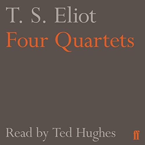 Four Quartets audiobook cover art