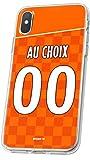 MYCASEFC Coque Foot Lorient Sony Xperia Z Coque Football Personnalisable en Silicone. Housse de...