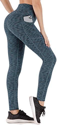 Heathyoga Fleece Lined Winter Leggings for Women Thermal Leggings with Pockets for Women Fleece product image