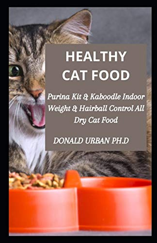 HEALTHY CAT FOOD: Purina Kit & Kaboodle Indoor Weight &...
