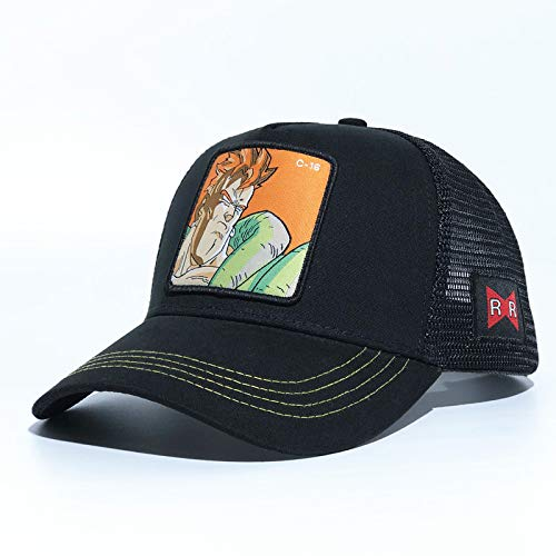 sdssup Cartoon Charakter Baseball Cap Cap C-16 einstellbar