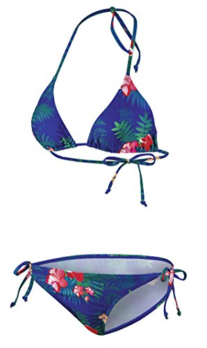 Beco Dames Triangel Side Tie C-Cup Hawaii Look Bikini
