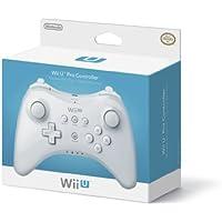 Nintendo Wii U Pro Controller Gamepad Nintendo Wii U Blanco - Volante/mando (Gamepad, Nintendo Wii U, Analógico/Digital, D-pad, Hogar, Poder, Seleccionar, Inicio, Inalámbrico, Blanco)