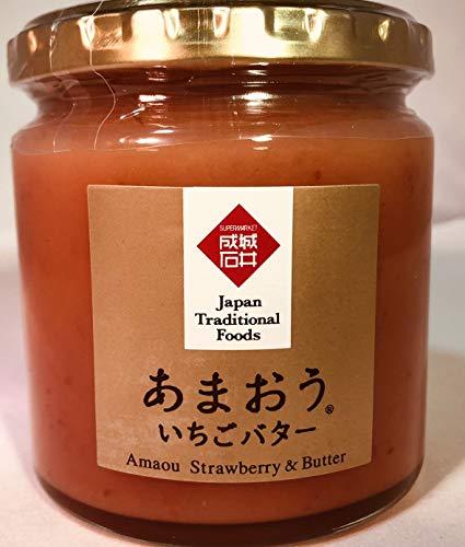 成城石井 あまおういちごバター 270g