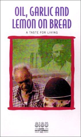 Oil Garlic & Lemon on Bread [VHS]