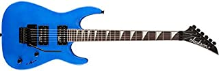 Best Jackson JS32 Dinky DKA Electric Guitar Bright Blue Review