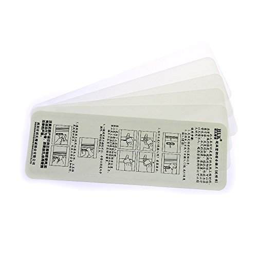 Loboo Idea Super Mica Bypass Tool / Bloqueo de plástico deslizante Tamaño: 230x80 mm