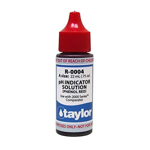 Taylor R-0004-A Ph Indicator Refill .75 ounce