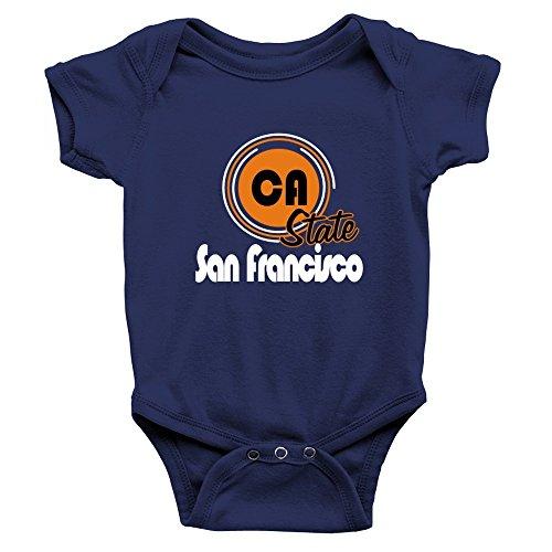 Teeburon San Francisco Body de bebé