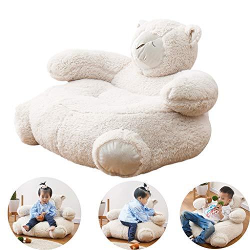LXLTL Sillón para niños, transformable y desenfundable, para niños Silla de sofá de bebé Asiento del sofá Perezoso Lindo 58X58x37cm