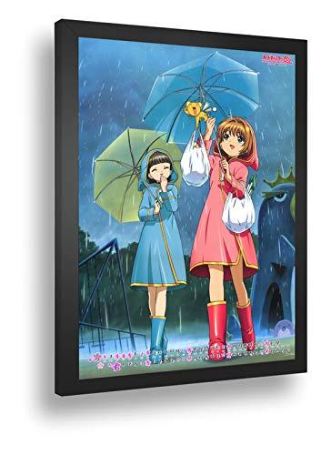 Quadro Decorativo Poster Sakura Card Captor Anime